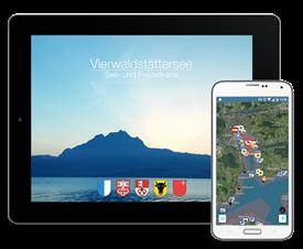 app auf tablet laden